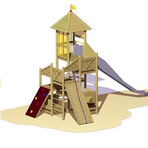 Turmanlagen